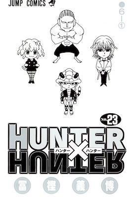 Hunter X Hunter (Rústica) #23
