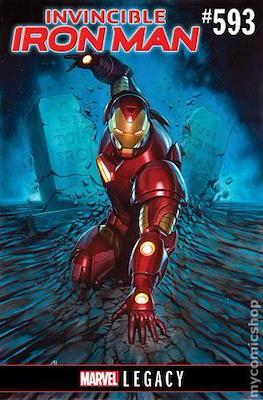 Invincible Iron Man Vol. 4 (Digital) #593