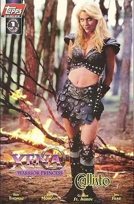 Xena: Warrior Princess vs. Callisto (Variant Cover 1998) #1.2