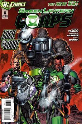 Green Lantern Corps Vol. 3 (2011-2015) #6