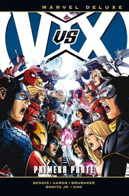 VvX: Los Vengadores Vs. La Patrulla-X. Marvel Deluxe #1