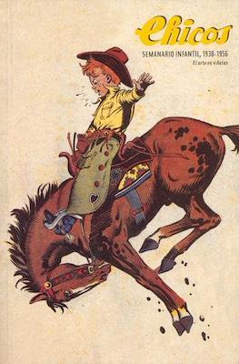 Chicos. Semanario infantil, 1938-1956. El arte en viñetas