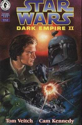 Star Wars: Dark Empire II (Comic Book) #4