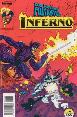 Inferno (1989-1991) (Grapa. 17x26. 32 páginas. Color.) #9