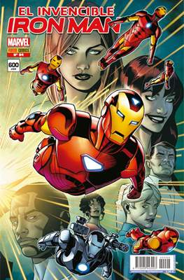 El Invencible Iron Man Vol. 2 (2011-) (Grapa - Rústica) #94