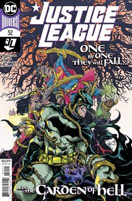Justice League Vol. 4 (2018- ) #52