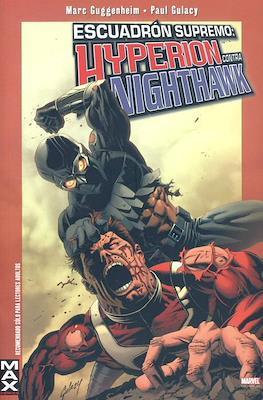 Escuadrón Supremo: Hyperion contra Nighthawk