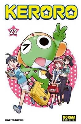 Keroro (Rústica con sobrecubierta) #22