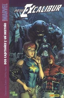 New Excalibur (2007-2008) (Rústica) #4