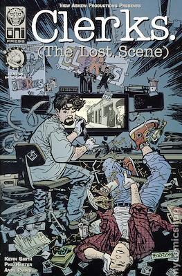 Clerks. (The Lost Scene)