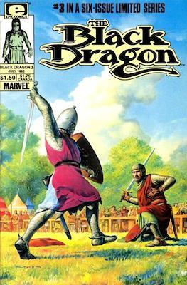 The Black Dragon (Grapa) #3