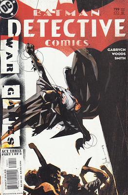Detective Comics Vol. 1 (1937-2011; 2016-) (Comic Book) #799