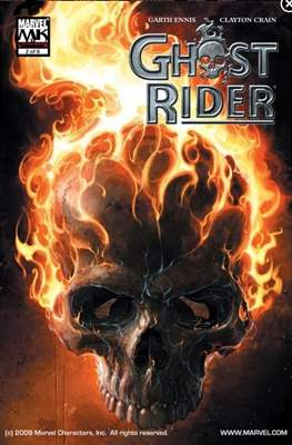 Ghost Rider Vol. 3 (2005-2006) (Comic Book) #2