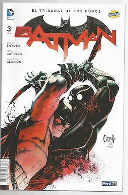 Batman: El tribunal de los buhos (Grapa) #3