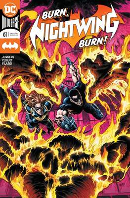 Nightwing Vol. 4 (2016-) (Comic-book) #61