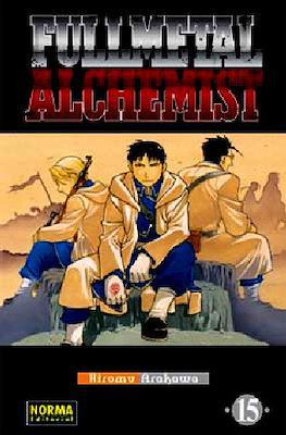 Fullmetal Alchemist (Rústica con sobrecubierta) #15