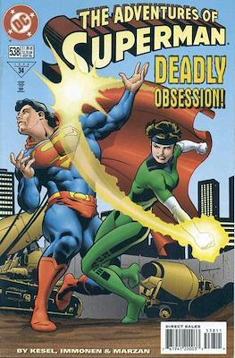 Superman Vol. 1 / Adventures of Superman Vol. 1 (1939-2011) (Comic Book) #538