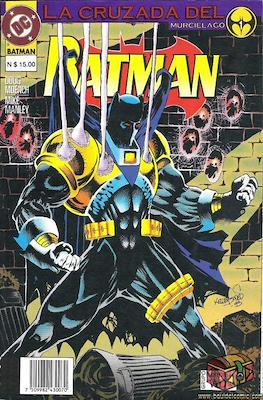 Batman: La cruzada del murciélago