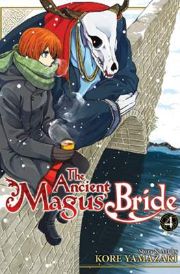 The Ancient Magus' Bride (Paperback) #4