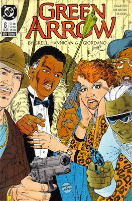 Green Arrow Vol. 2 (Comic-book.) #6