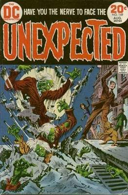 The Unexpected (Grapa) #149