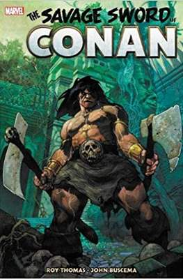The Savage Sword of Conan: The Original Marvel Years Omnibus (Hardcover 776 pp) #2