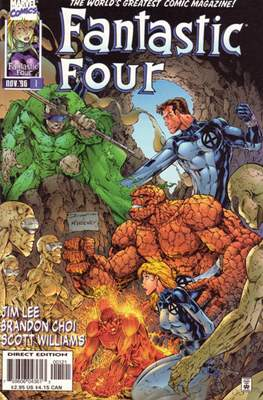 Fantastic Four Vol. 2 (Variant Cover)