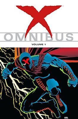 X Omnibus (Rústica) #1