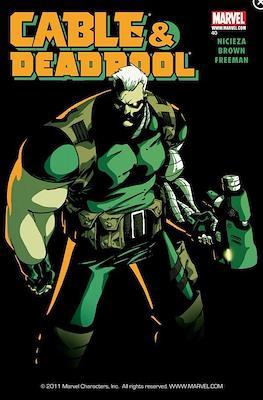 Cable & Deadpool (Comic-Book) #40