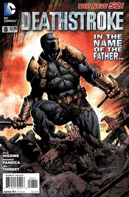 Deathstroke (2011-2013) (Comic Book) #8