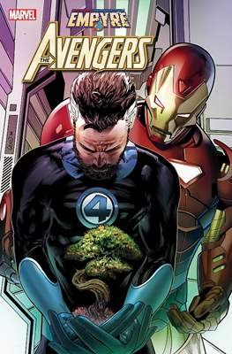 Empyre Aftermath - The Avengers (Variant Cover) (Comic Book) #1