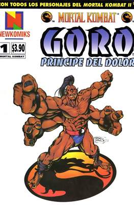 Mortal Kombat: Goro, Príncipe del Dolor