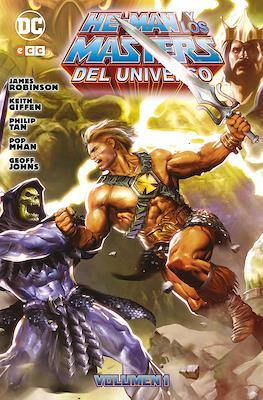 He-Man y los Masters del Universo (Rústica 160 pp) #1
