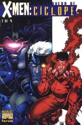 X-Men: La búsqueda de Cíclope (2001-2002)