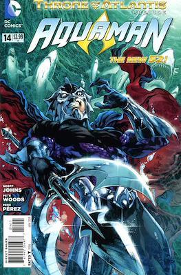 Aquaman Vol. 7 (2011-2016) (Comic-book) #14