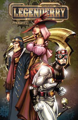 Legenderry (comic-book) #5