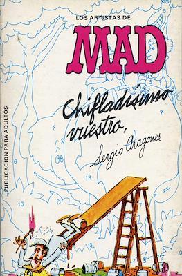 Los artistas de Mad (Rústica 192 pp) #2