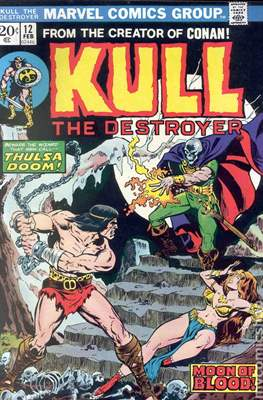 Kull the Conqueror / Kull the Destroyer (1971-1978) (comic-book) #12