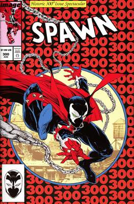 Spawn (Variant Cover) (Comic Book) #300.1