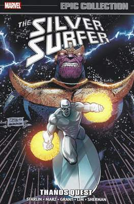 Silver Surfer Epic Collection (Softcover 480 pp) #6