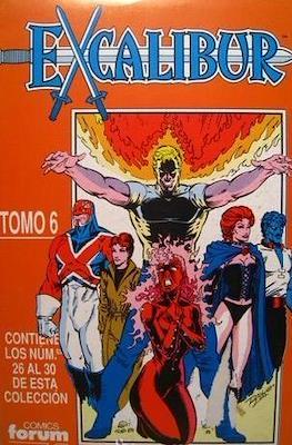 Excalibur Vol. 1 #6
