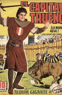 El Capitán Trueno. Album gigante (Grapa 32 pp) #30