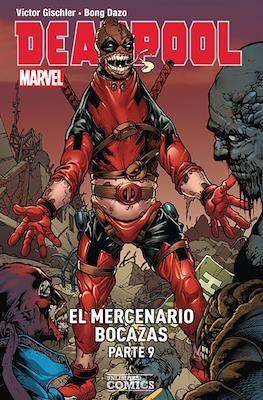 Deadpool. El mercenario bocazas #9