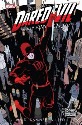 Daredevil by Mark Waid (Softcover) #4