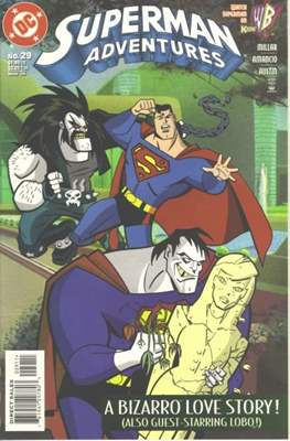 Superman Adventures (Comic-book) #29