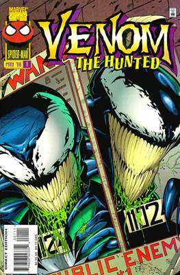 Venom: The Hunted (Comic Book) #1