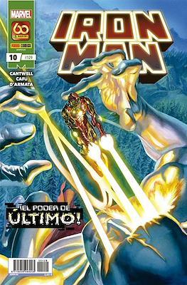El Invencible Iron Man Vol. 2 / Iron Man (2011-) (Grapa - Rústica) #129/10