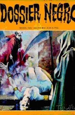 Dossier Negro (Rústica y grapa [1968 - 1988]) #28