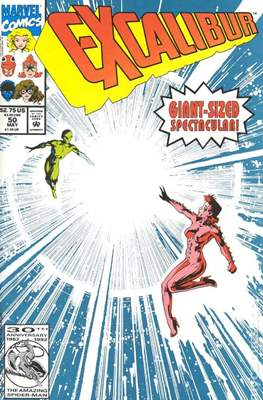 Excalibur Vol. 1 (Comic Book) #50