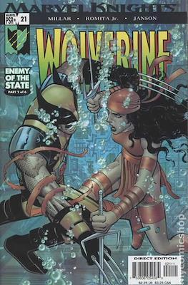 Wolverine / Dark Wolverine (2003-2010) (Comic Book) #21